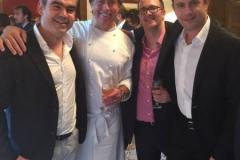 The Italian Gang & Chef Besh